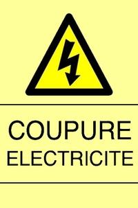 Coupures électricités le 5 et 6 mai 2021