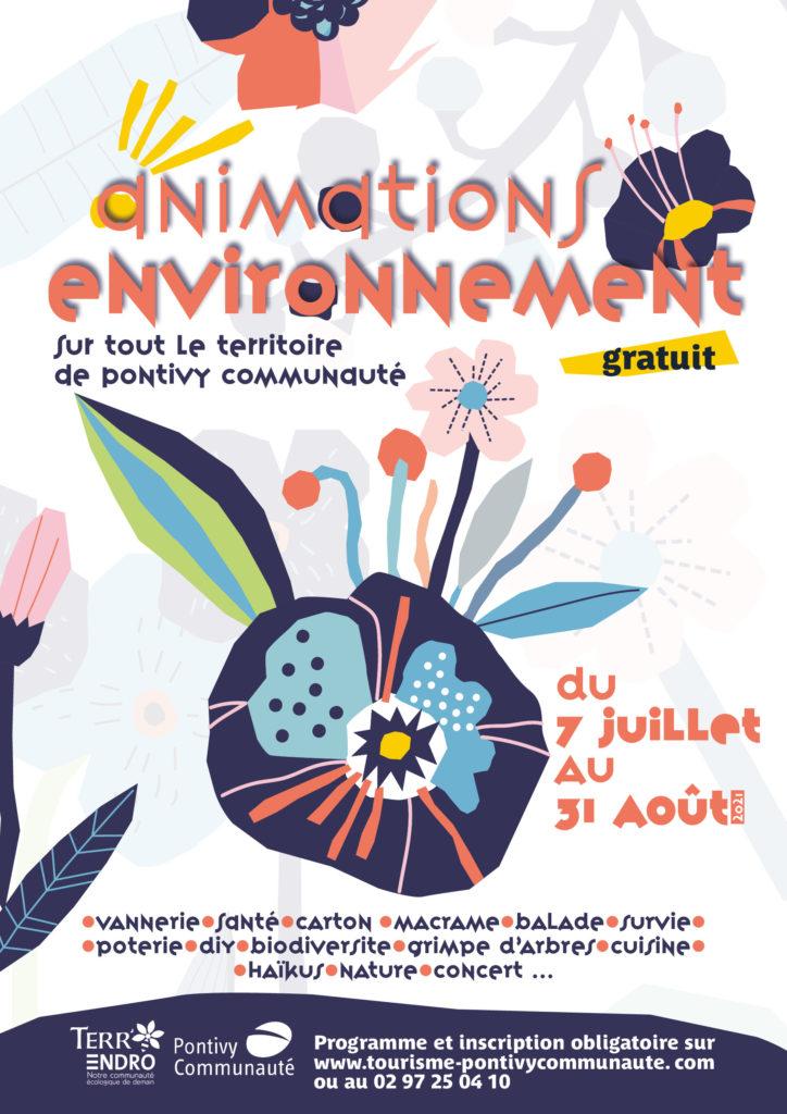 Programme des animations estivales de Pontivy Communauté