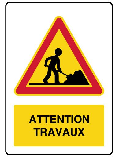 Attention Travaux